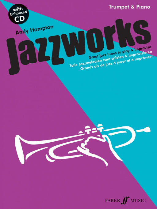 Andy Hampton Jazz Works Trumpet & Piano