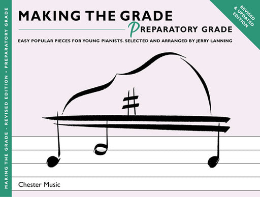 Making The Grade Piano Preparatory Grade