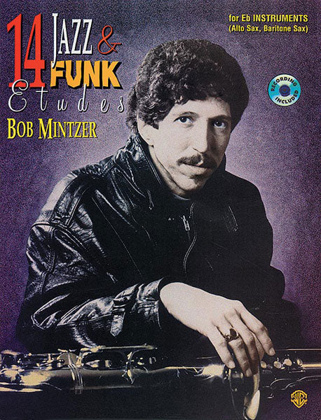 14 Jazz And Funk Etudes Bob Mintzer