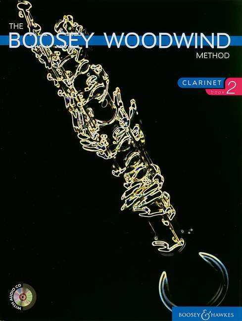 The Boosey Woodwind Method Clarinet Book 2