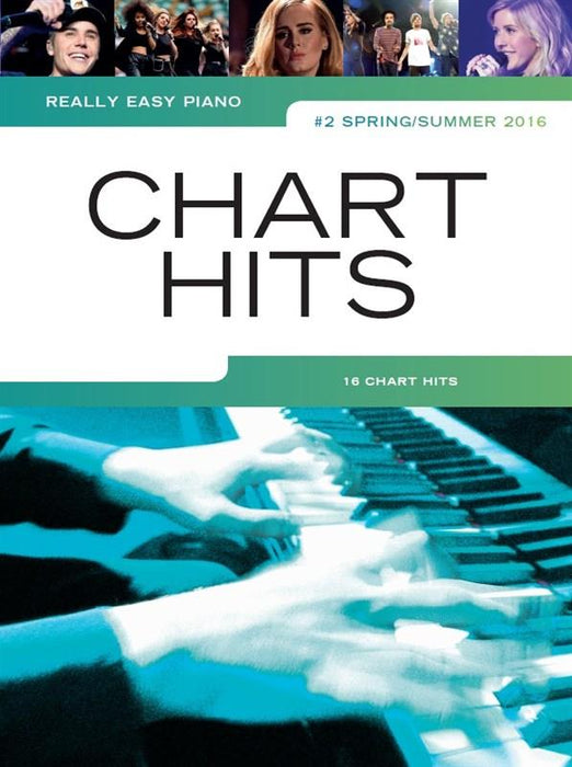 Chart Hits 2 Really Easy Piano