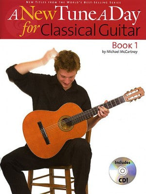 A New Tune A Day  Classical Guitar Book 1