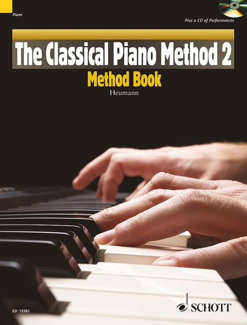 The Classical Piano Method Book 2 Heumann