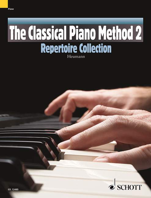 The Classical Piano Method Repertoire Collection 2 Heumann