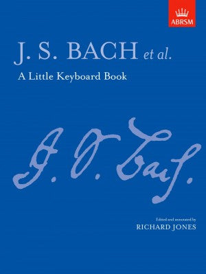 Bach, JS A Little Keyboard Book