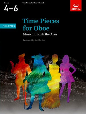 Time Pieces for Oboe, Volume 2
