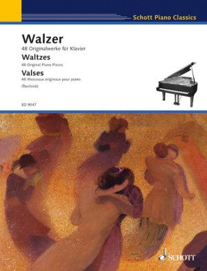 Waltzes 48 Original Piano Pieces