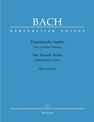 Bach, JS Six French Suites