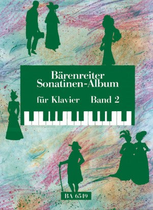 Sonatinen Album fur Klavier Band 2