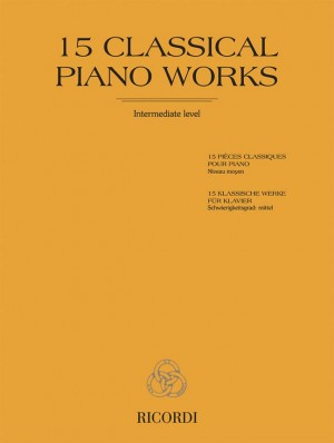 15 Classical Piano Works Intermediate