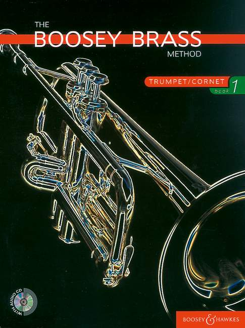 The Boosey Brass Method Trumpet/Cornet Book 1