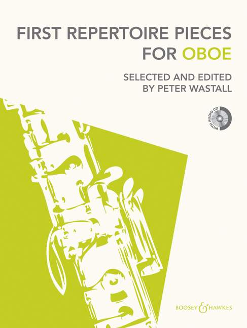 First Repertoire Pieces For Oboe Peter Wastall