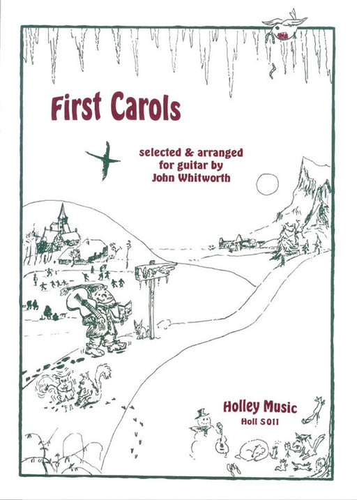 First Carols (Guitar)