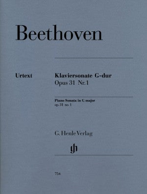 Beethoven Piano Sonata No. 16 in G major op. 31,1