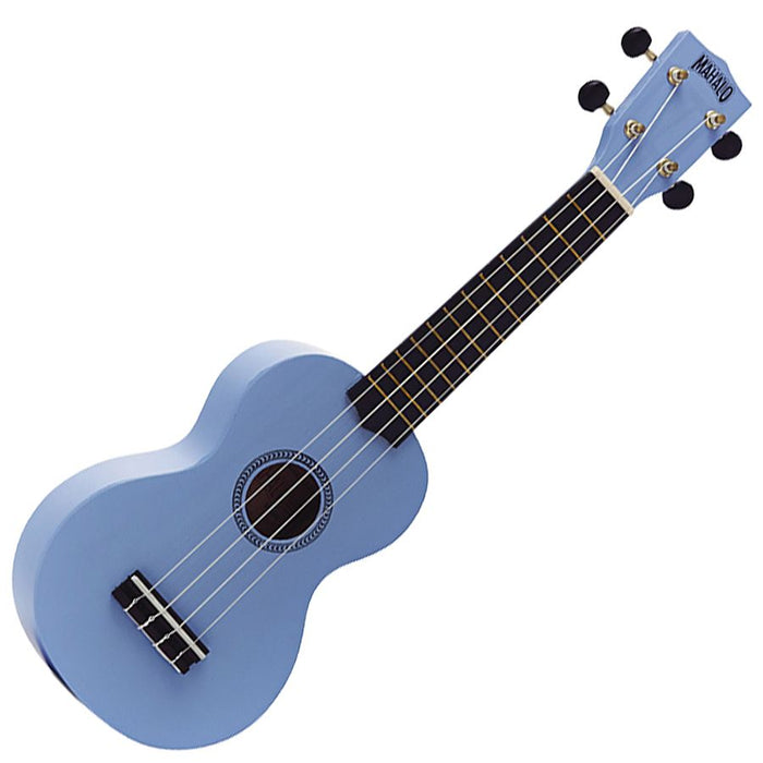 Mahalo Rainbow Ukulele - Light Blue