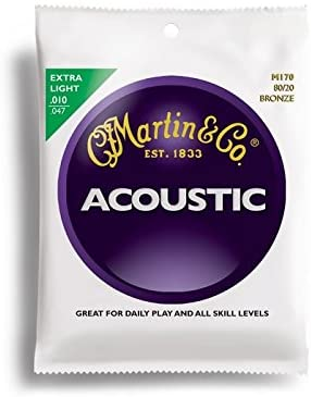 Martin Strings Acoustic Extra Light 10-47