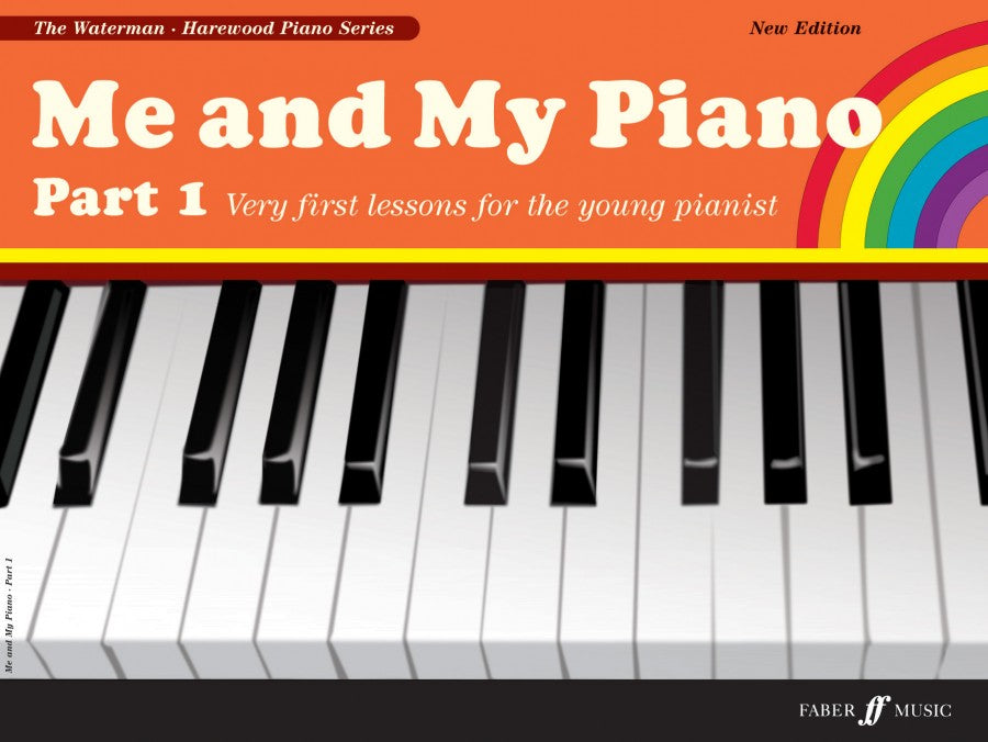 Me and My Piano. Part 1