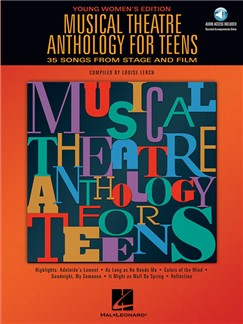 Musical Theatre Anthology For Teens, Louise Lerch