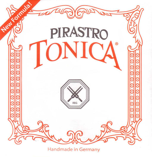 Pirastro Tonica Violin Strings, Set Medium