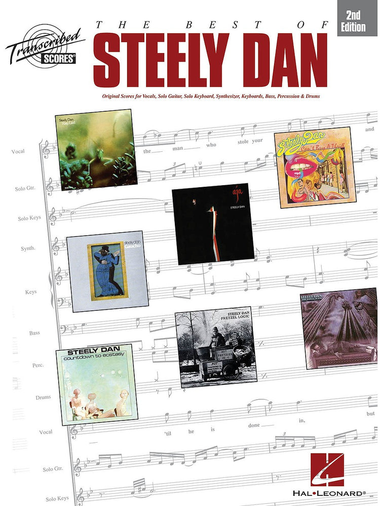The Best Of Steely Dan Full Band Transcription