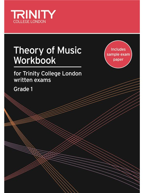 Trinity Theory of Music Workbook Grade 1