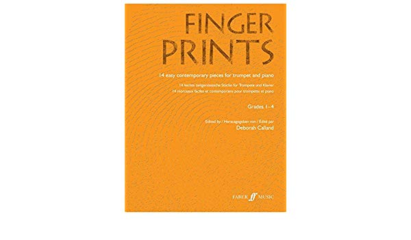 Finger Prints For Trumpet Deborah Calland