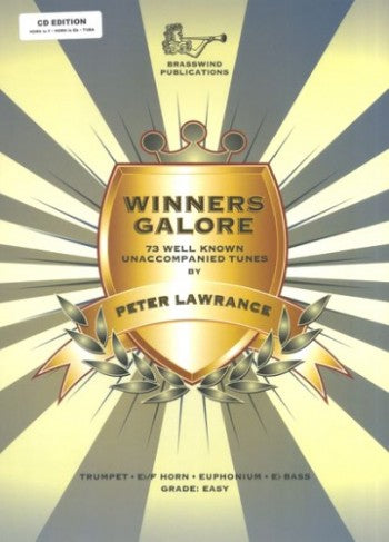 Winners Galore, Peter Lawrance