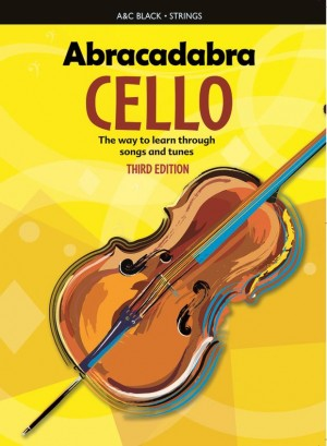 Abracadabra Cello (Third Edition)