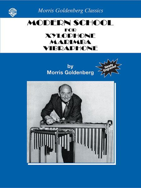 Modern School for Xylophone, Marimba and Vibraphone