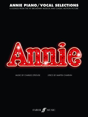 Annie: Piano/Vocal Selections