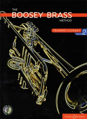 The Boosey Brass Method Trumpet Book 2