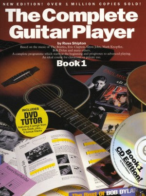 The Complete Guitar Player Book 1 + CD