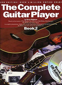 The Complete Guitar Player Book 2 + CD