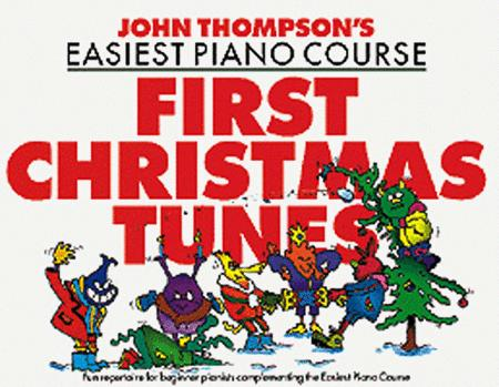 First Christmas Tunes (Piano)