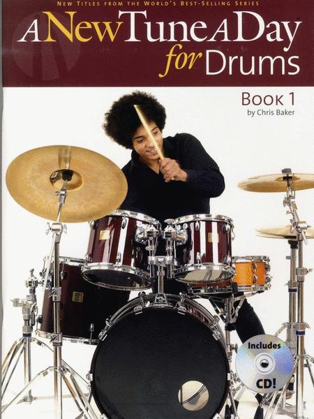 A New Tune A Day For Drums (Book 1)