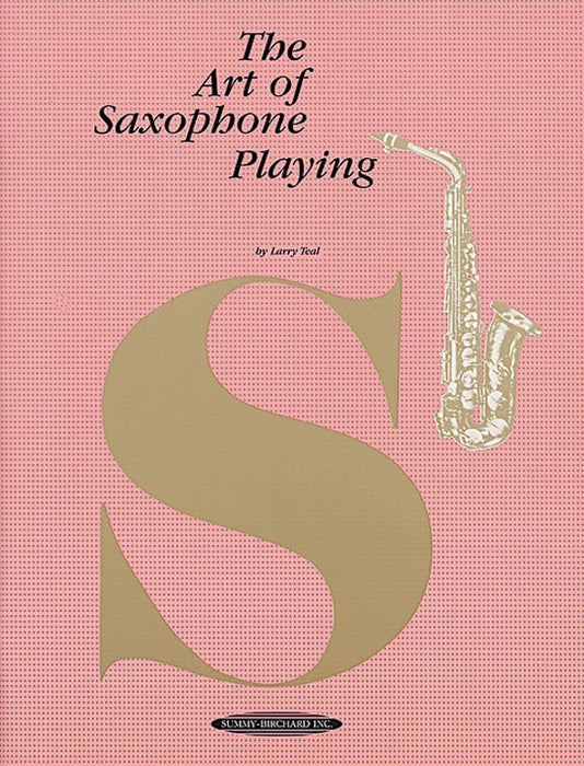 The Art of Saxophone Playing