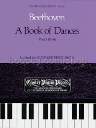 Beethoven Book of Dances WoO 81-86