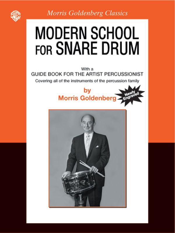 Modern School For Snare Drum