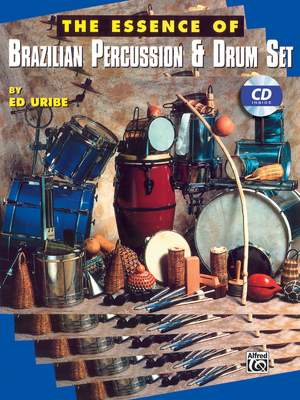 Essence of Brazilian Percussions & Drum Set