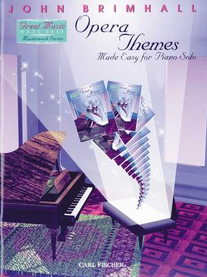 Opera Themes Made Easy for Piano Solo (Brimhall)