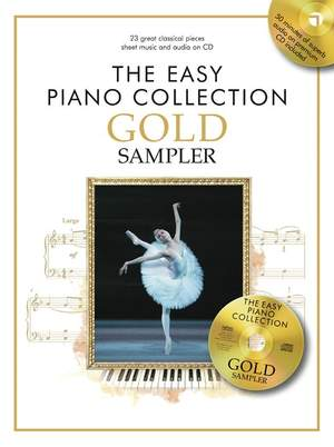 The Easy Piano Collection Gold Sampler