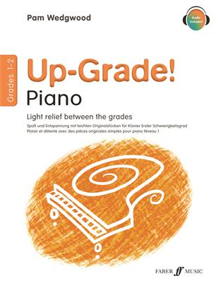 Pam Wedgewood Upgrade Piano Grades 1-2