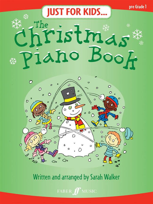 The Christmas Piano Book (just For Kids)