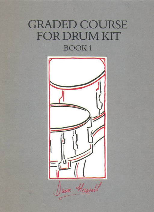 Graded Course For Drum Kit (Book 1)