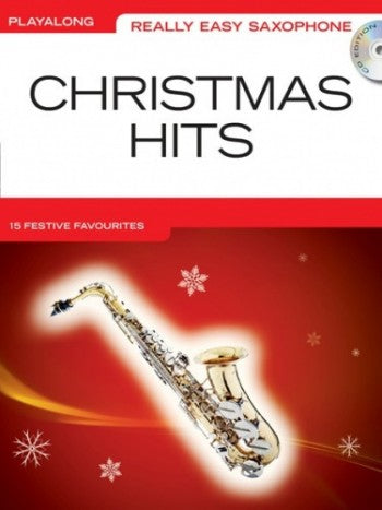 Christmas Hits Saxophone