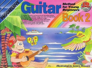 Progressive Guitar Method for Young Beginners Book 2