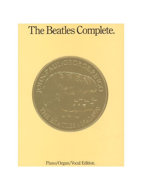The Beatles Complete PVG