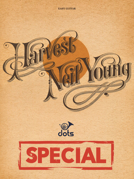 Neil Young Harvest (Guitar and Voice)