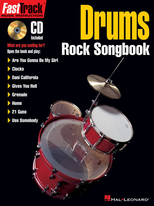 Drums Rock Songbook (with CD)