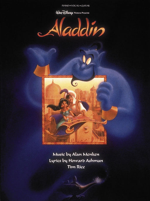 Aladdin (Piano, Vocal and Guitar)